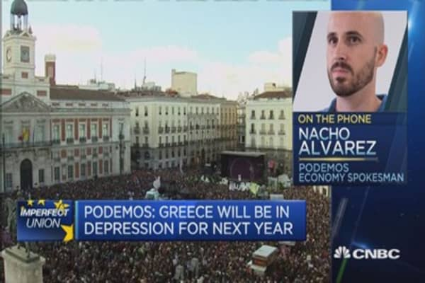 Why Podemos is distancing itself from Greece