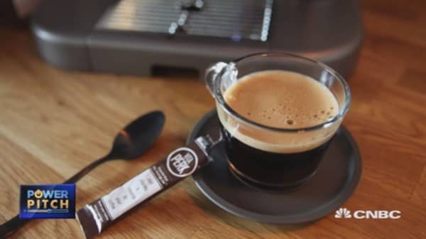 A caffeine fix for your coffee buzz