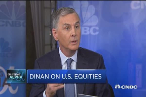 Finding market's 'sweet spot': Jamie Dinan