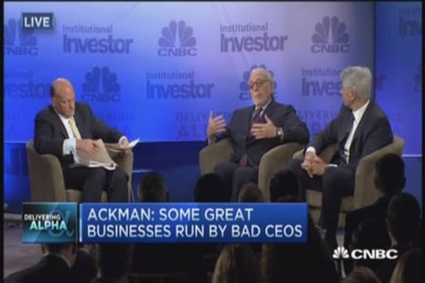 Nelson's biggest mistake with DuPont... waited too long: Ackman
