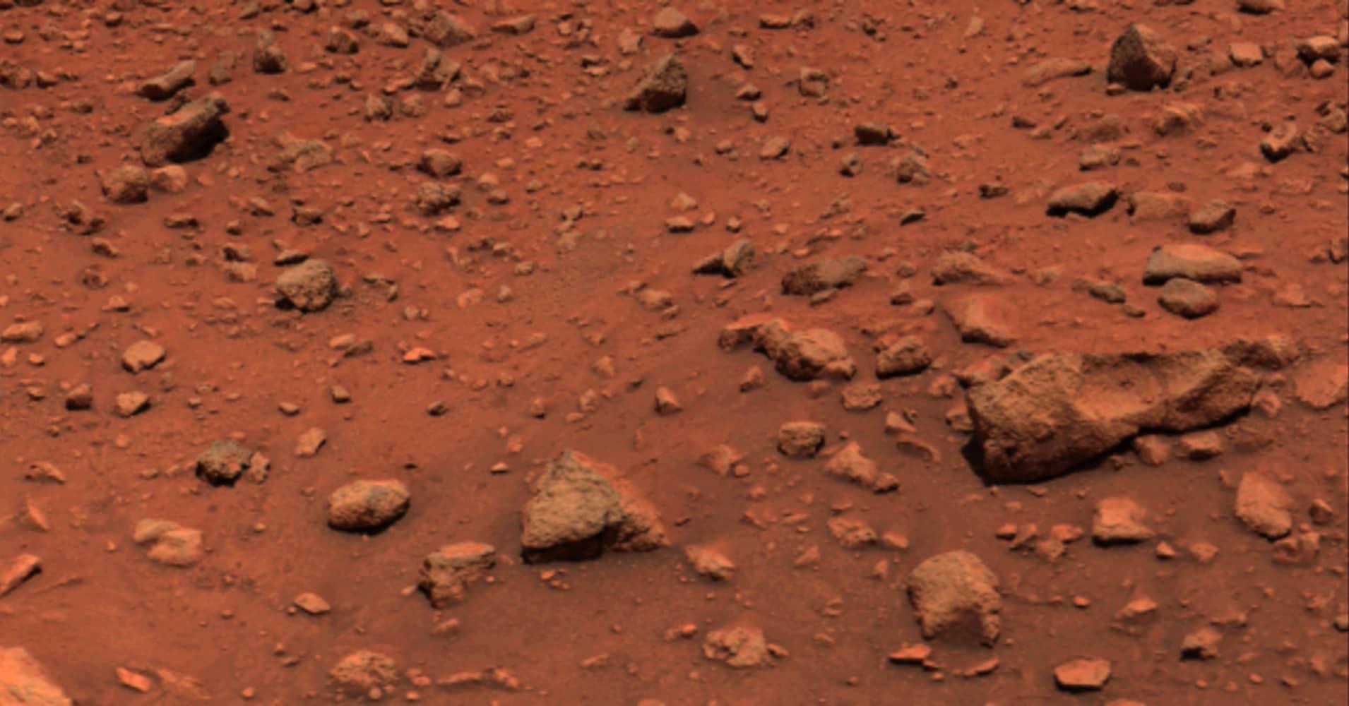 Hard crash-landing may have wrecked Europe's Mars probe