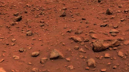 Image result for crashed spaceship on mars