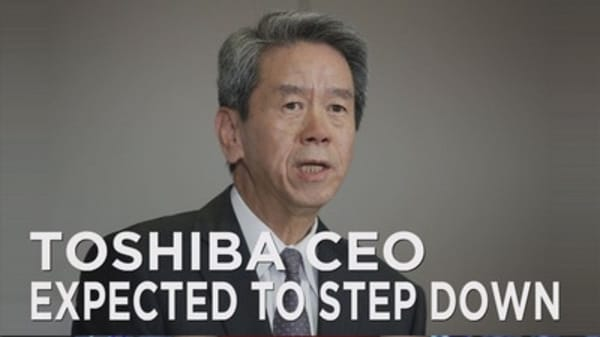 Toshiba CEO likely to step down