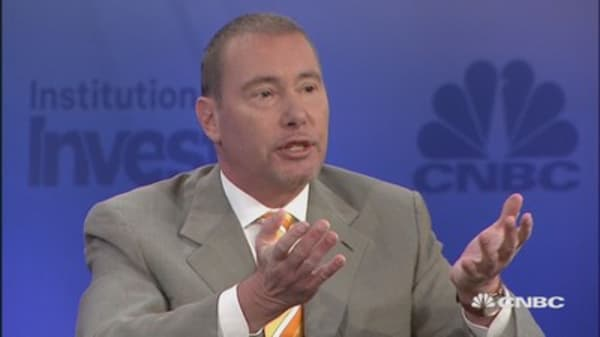 Gundlach: Economy can't corroborate Fed rate hike hopes