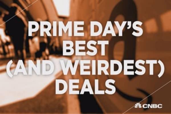 Amazon Prime Day's best deals