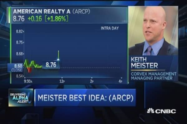 Meister's best idea: American Realty Capital