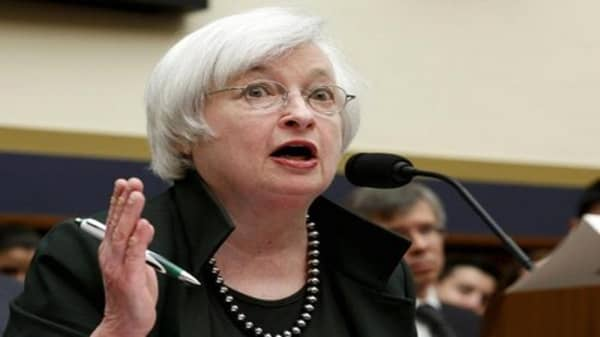 Congressman: You did absolutely nothing, Yellen!