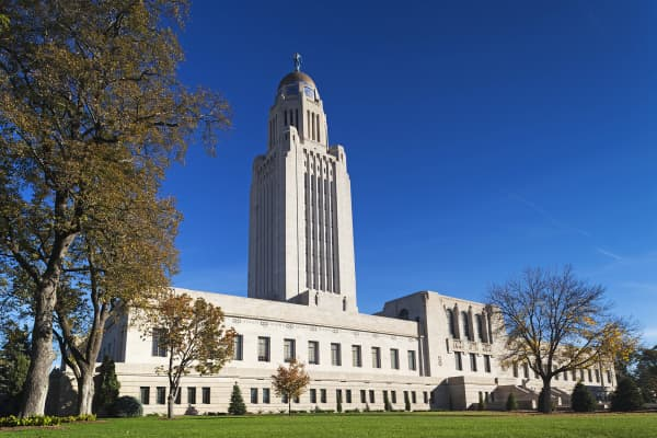 Lincoln, Nebraska State Capitol