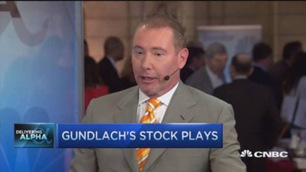 Gundlach: I'm a value guy at heart