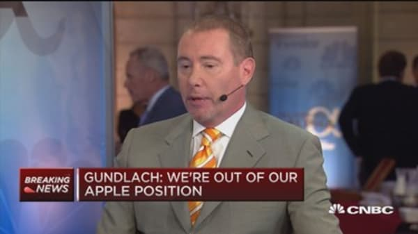 Gundlach: We're long India stock market