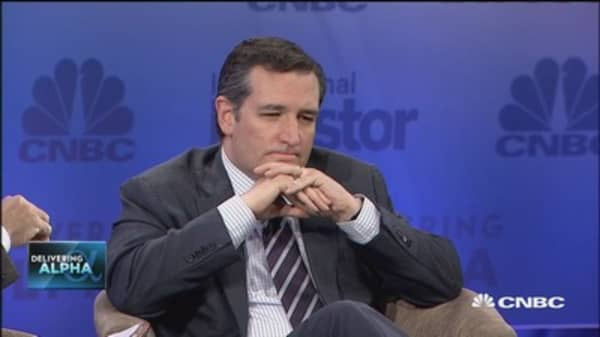 Cruz on whether GOP leadership is corrupt