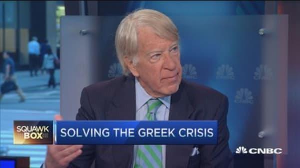 Greece needs debt relief: Roger Altman