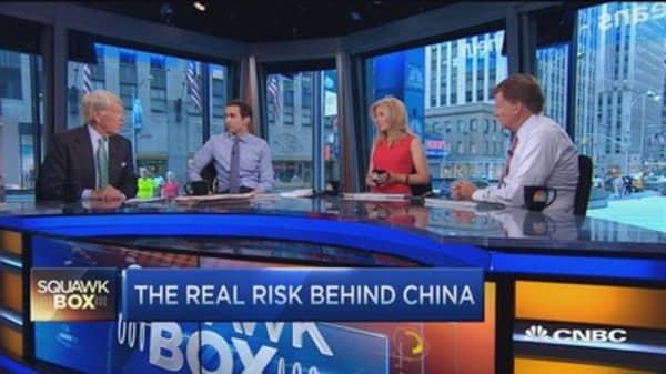 China crisis bigger than Greek drama: Roger Altman