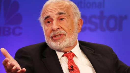 Carl Icahn dumped million steel shares before Trump's tariff announcement