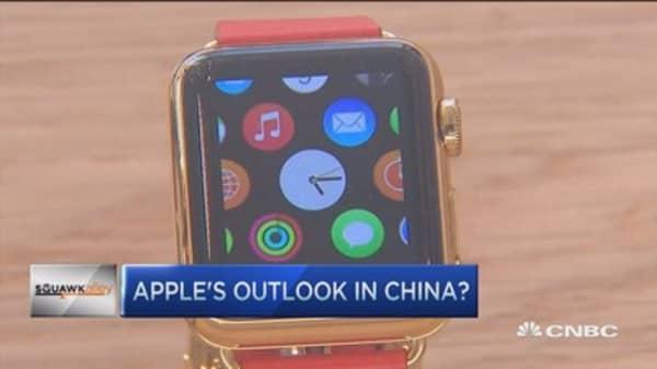 Apple in a product sweet spot: Pro