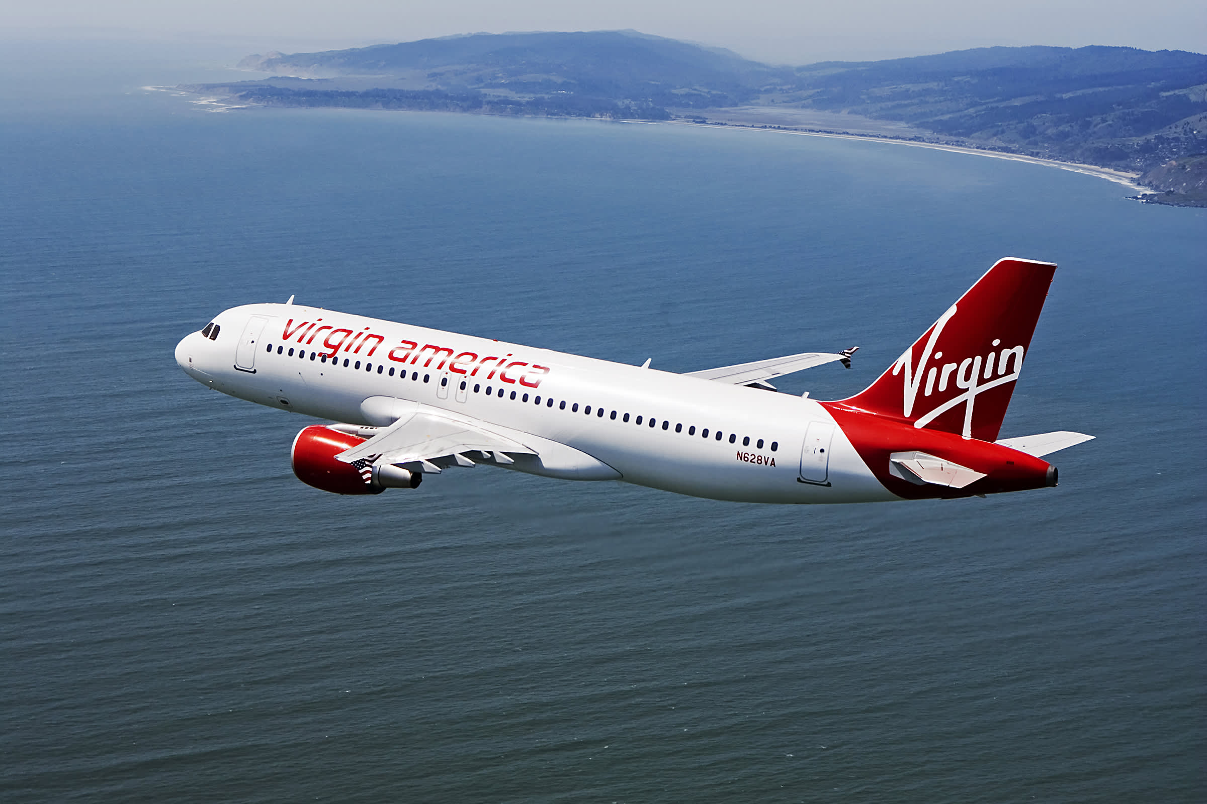 Virgin America lost its call sign, \'Redwood,\' and is officially \'Alaska\'