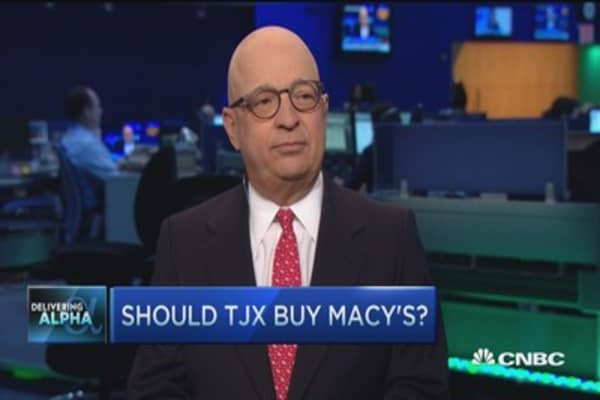 TJX should buy Macy's: Pro