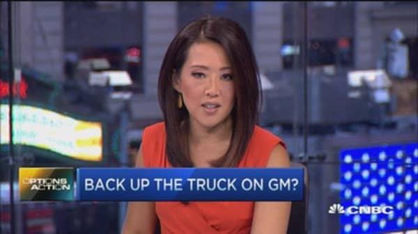 Options Action: Bullish bet on GM
