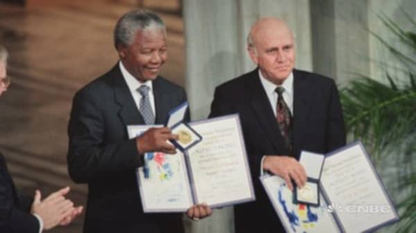 'The Other Man' who helped end Apartheid