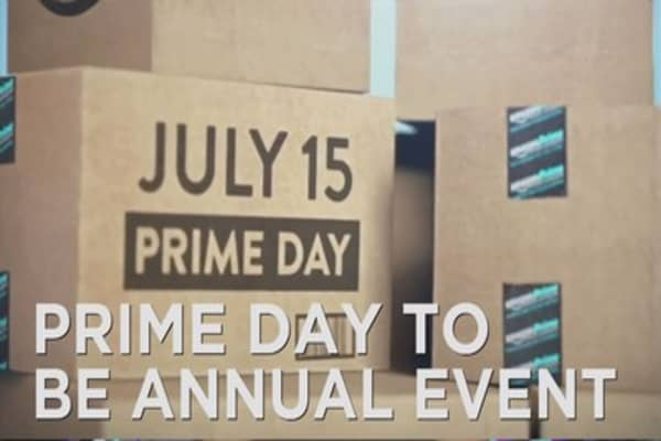 Prime Day to become an annual event