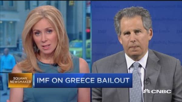 What really matters is Greece's policies: IMF