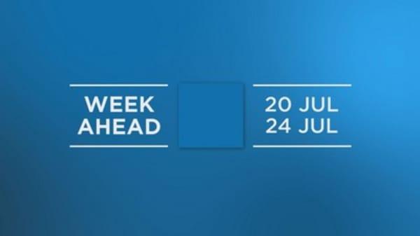 Week look ahead