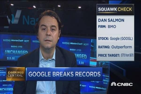 Google a value stock: Pro