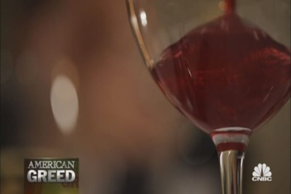 American Greed: Counterfeiting the finest wines