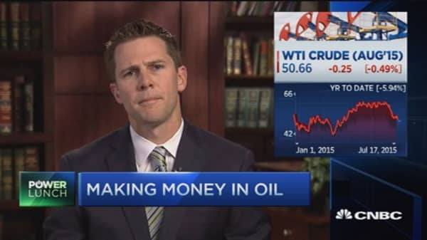 Oil at $50 not sustainable: Pro