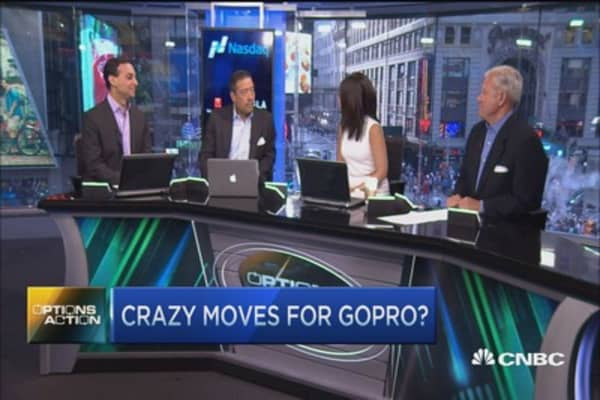 These stocks could have crazy moves on earnings
