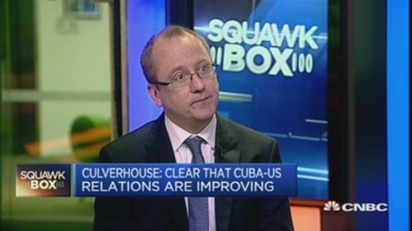 Progress with Cuba nearly 'irreversible': Analyst