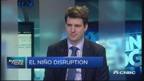 El Nino: Disrupting soft commodities