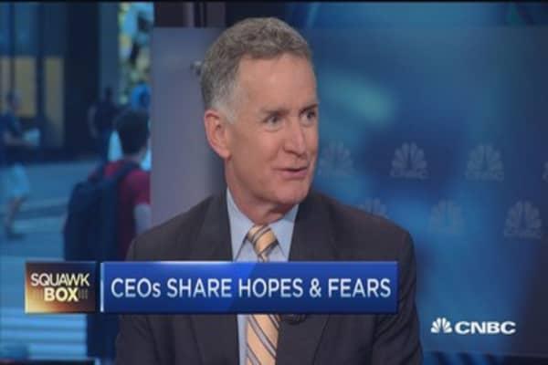 CEOs 3-year outlook 'optimistic': KPMG survey