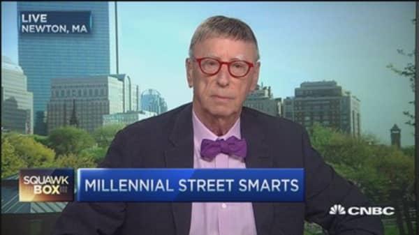 Helping 'clueless' millennials become Street smart
