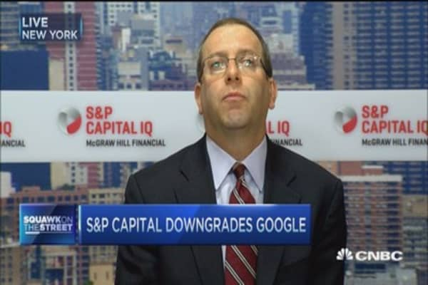 Google stock is fully valued: Pro