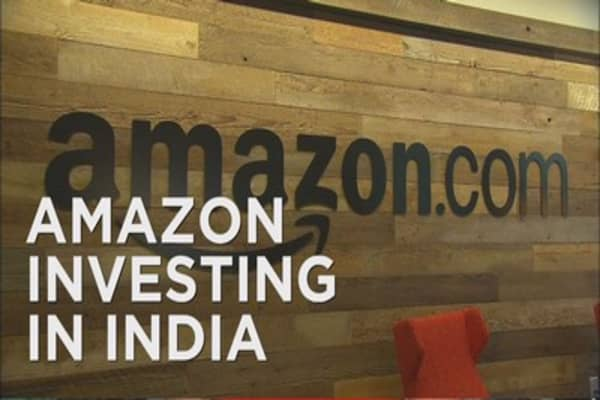 Amazon plans to invest in India