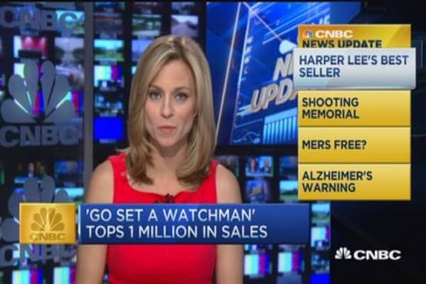 CNBC update: Alzheimer's warning