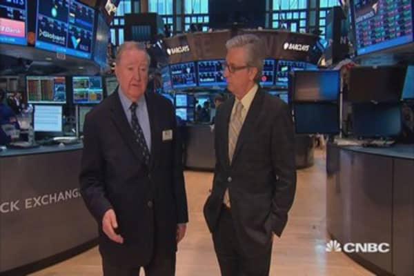 Cashin says: Gold hit by 3-pronged attack