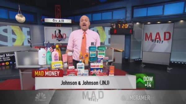 JNJ could unlock 50% more value: Cramer