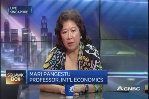 What's weighing on Indonesia's economy?
