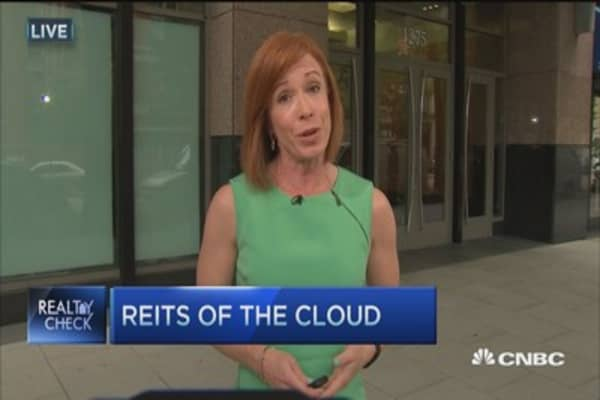 REITs of the cloud