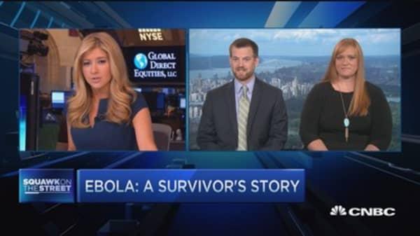 Ebola: A survivor's story