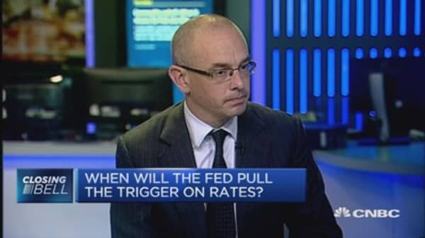 When will the Fed raise rates?