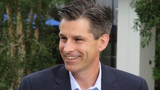 Mike Hopkins, CEO of Hulu.
