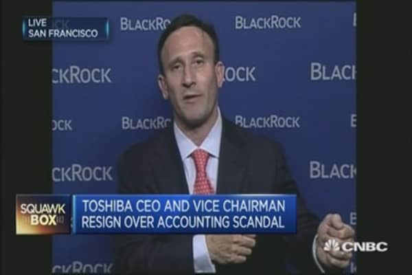 BlackRock: Japan equities are reasonably priced