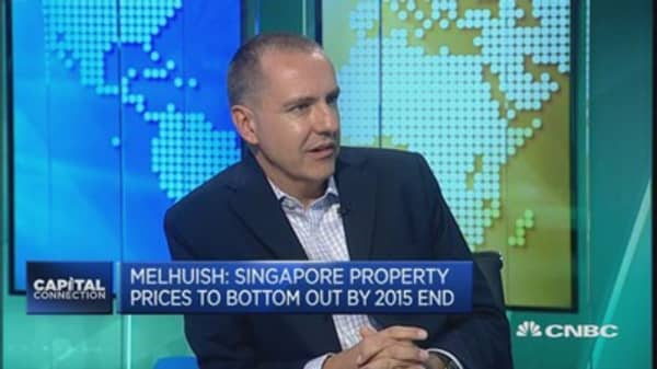 Singapore property market will remain sluggish: Report