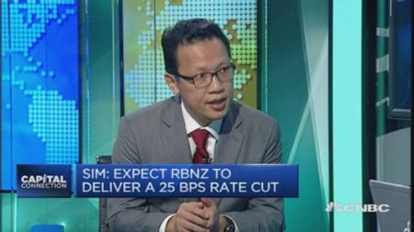 RBNZ will cut rates by 25 basis points: Strategist