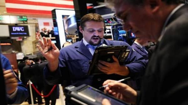 U.S. earnings weighing on market sentiment