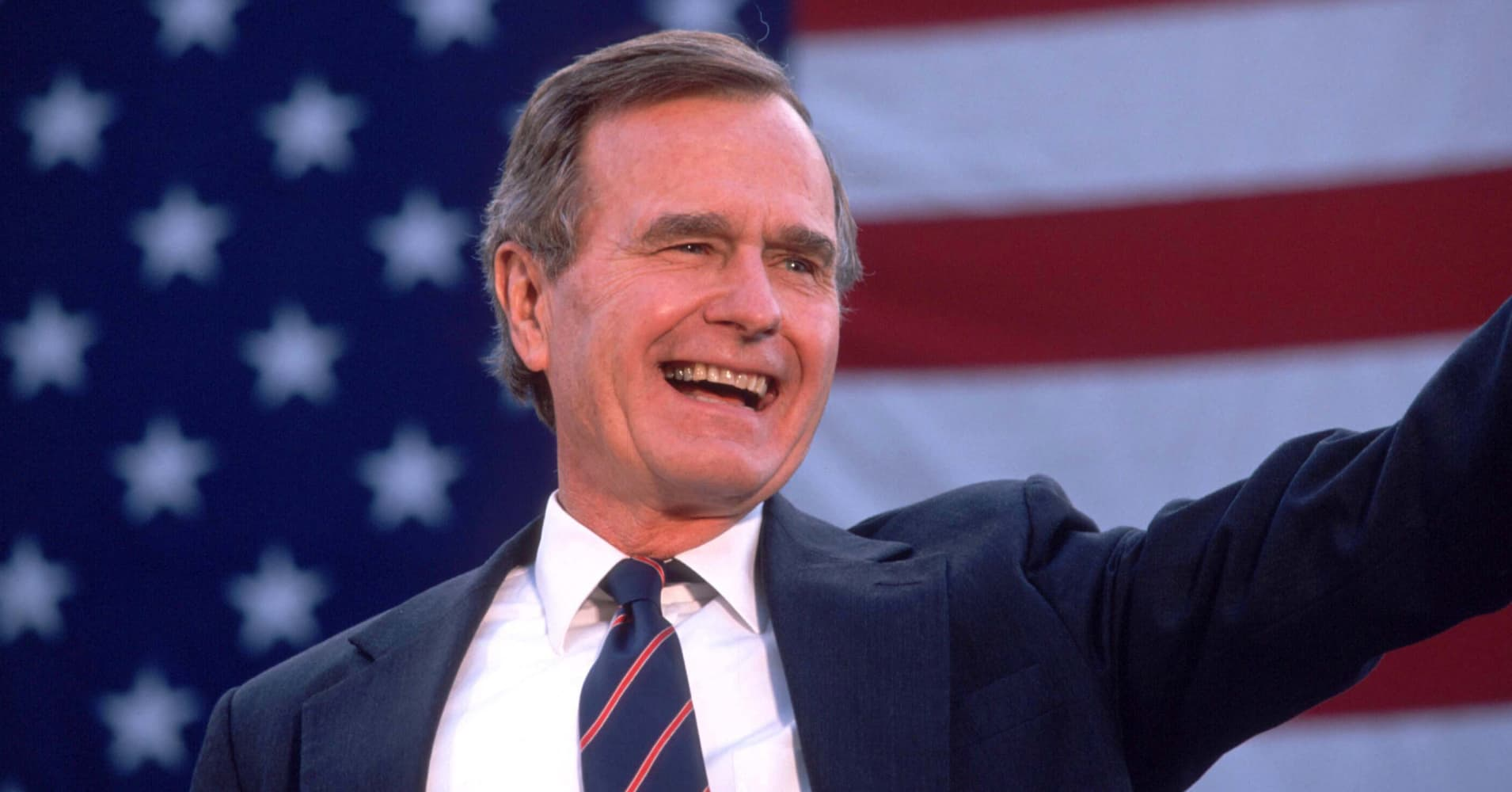 Former President George HW Bush dead at age 94