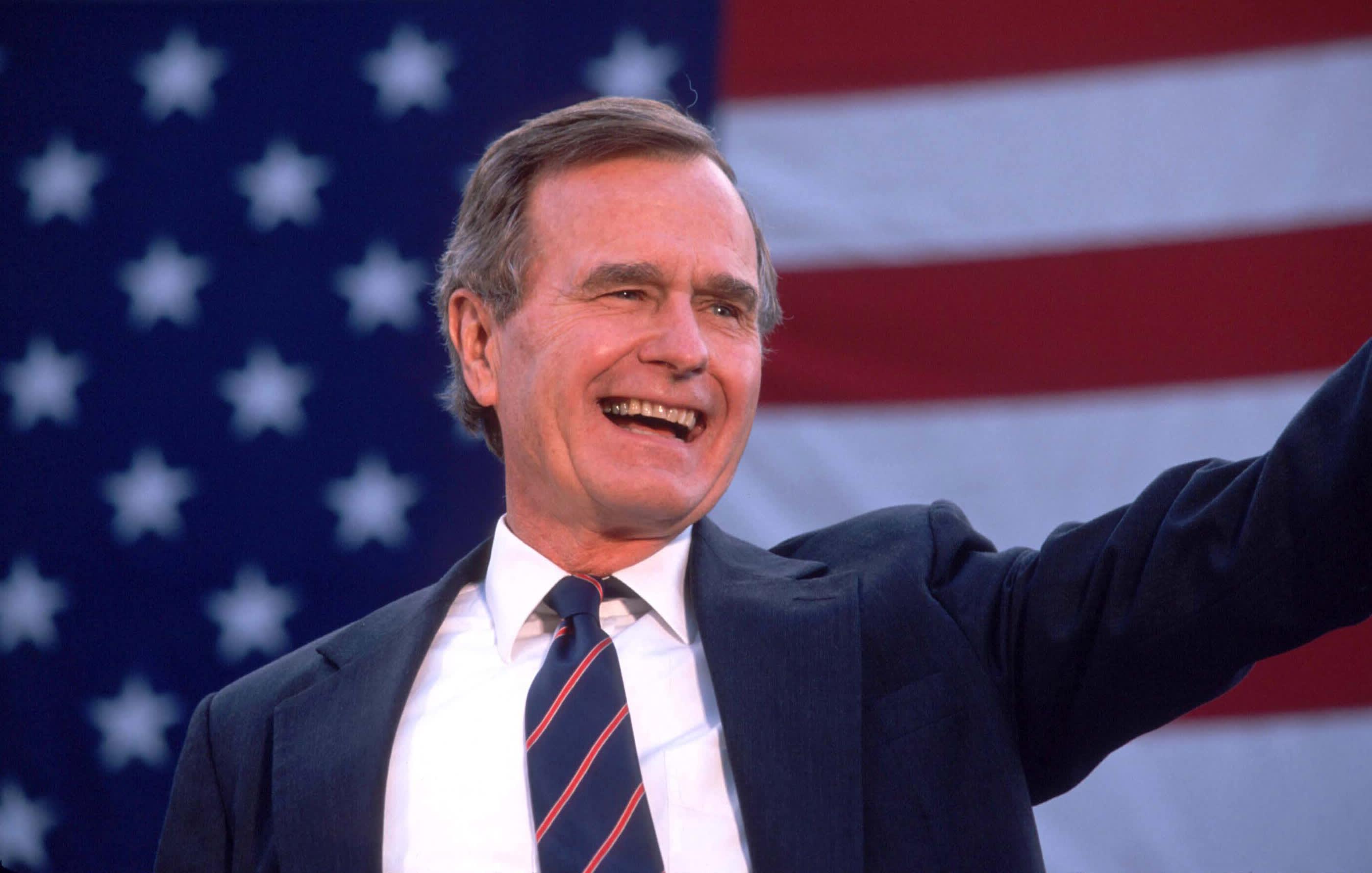George Hw Bush Quotations